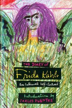 The Diary of Frida Kahlo: An Intimate Self-Portrait by Carlos Fuentes http://smile.amazon.com/dp/0810959542/ref=cm_sw_r_pi_dp_8rfsub071XDNR