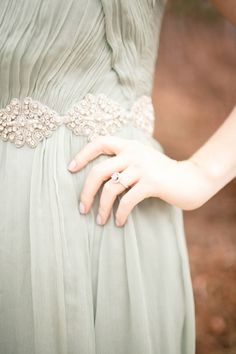 Mint J.Crew #dress | V.A. Photography