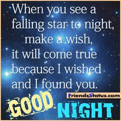 cute goodnight post   cute good night messages image