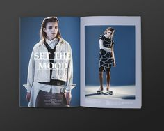 Fashion Journal Magazine on Behance