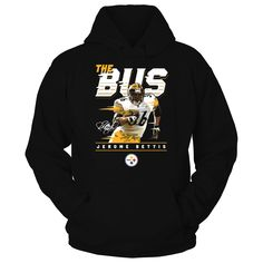 Pittsburgh Steelers - Jerome Bettis - The Bus