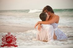 Trash the Dress. Definitely want to do this!! You only wear it once...