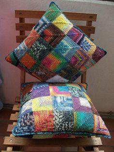 Die 43 Besten Bilder Von Patchwork Stricken Yarns Knitting