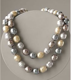 Stunning Baroque Pearls by briana