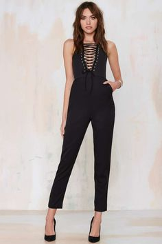 It's time to jumpsuit around.