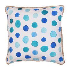 Samantha Brown Mindy Polka Dot Decorative Pillow