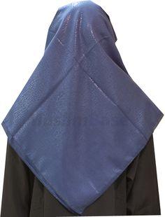 Square Hijab Imprint Navy Blue http://www.muslimbase.com/clothing/hijabs/square-hijab/square-hijab-imprint-navy-blue-p-7306.html