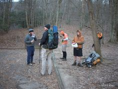 Video: First Hike of 2014: Rock Gap to Deep Gap