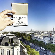 Good Morning @Paris !!! #elyxyak #Paris #goodmorning