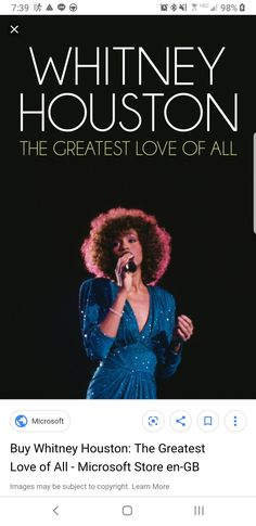 BowersJ Childrens Whitney Houston Whitney The Greatest Hits Design 3D Printed Short Sleeve Tshirt for Girls /& Boys Black