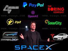 Elon Musk Companies, Solar City, Elon Musk Tesla, Famous Entrepreneurs, Tesla Inc, Indian Flag, Richest In The World, Energy Storage, Business Money