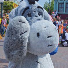 Eeyore in Disneyland Paris DLP Disney
