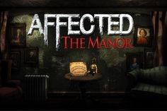 """Quote: """"...this is as scary as VR experiences get.""""  We book ourselves in for some scary treatment at Affected: The Manor #Oculusrift #Horror #Virtualreality https://www.virtual-reality-shop.co.uk/affected-manor-oculus-rift/"""