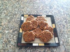 60 Calorie Cookies! *NO FLOUR * NO SUGAR * NO BUTTER * NO EGGS * SkinnyGirlFood.blogspot