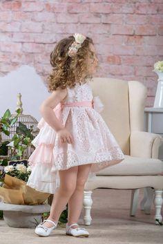 Βαπτιστικά Ρούχα Κοριτσιού NEONATO NE-280 – Myrovolos Shop