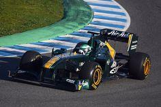 P22: Heikki Kovalainen (FIN) - Lotus-Renault T128 - 0 Points #motorsport #racing #f1 #formel1 #formula1 #formulaone #motor #sport #passion