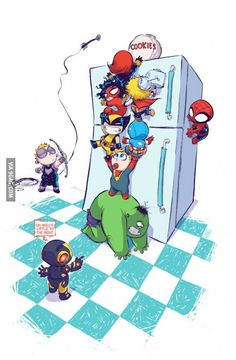The Avengers: First Mission