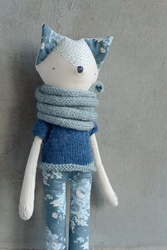 Hafferty Doll by Haffertys on Etsy