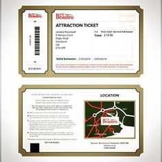 It's nearly time! Attraction Tickets, Sunday Funday, Aston Martin, Instagram