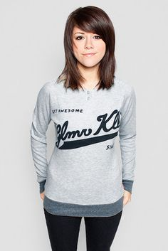 Awesomely Awesome Thermal featuring Tay Jardine! ~ Love her hair! ~