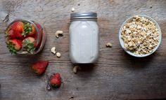 Breakfast+Bowl+Upgrade:+Make+Your+Own+Cashew+&+Almond+Milk