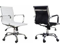 Retro bureau stoel voor thuis of op kantoor