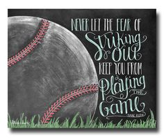 Hey, I found this really awesome Etsy listing at https://www.etsy.com/listing/190295691/babe-ruth-quote-boys-room-baseball-decor