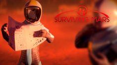 Surviving Mars |  Official Announcement Trailer