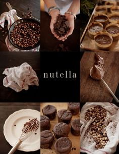 Sweet Friday {Nutella Love} » 513 {eats}