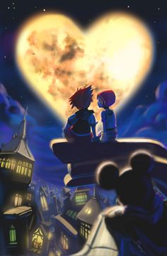 Heart Night Refined by neversummer.deviantart.com