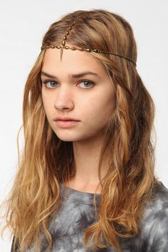 Vanessa Mooney Goddess Spike Headband Online Only