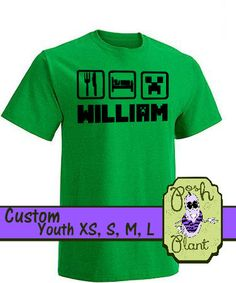 Pocket enderman t shirt inspire minecraft pinterest minecraft inspired creepers gonna creep youth tshirt item not listed anymore contact shop directly urtaz Image collections