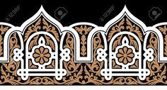 Dise?o ?rabe Tradicional Ilustraciones Vectoriales, Clip Art Vectorizado Libre De Derechos. Image 49483744.