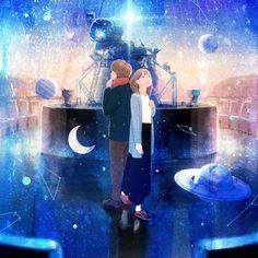 Yukihiro Nakamura Web Photo Illustration, Anime Art