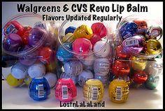 Pick your flavor revo!!! :-)