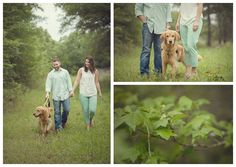 Kassie & Justin's Conway, Arkansas, Engagement Session that took place in the rain with the movie The Notebook inspiration by wedding photographer Angie Davis Photography.