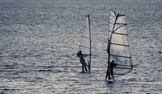 Windsurfing lessons and training in South Africa www.dirtyboots.co.za