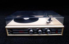 1970s Kuba record player