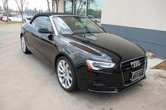 New 2013 Audi A5 Premium PLus quattro cabriolet for sale   Dallas TX $51,535