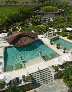 Hotel Royal Corin - La Fortuna de San Carlos, Costa Rica.