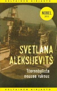 Tsernobylista nousee rukous 23,90e