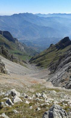 Canal de San Carlos y valle de Liébana #otoñoenpicos