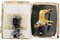 Oliver Jeffers - Debutart Sketch work