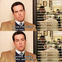 The Office | Andy Bernard, Ed Helms.