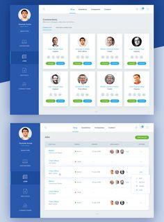MySeaTime Website Design on Behance Ui Ux Design, Wireframe Design, Dashboard Design, Webdesign Inspiration, App Design Inspiration, Dashboard Interface, User Interface Design, Web Mobile, Mobile App Design