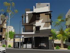 Futuristic Minimalist House picture