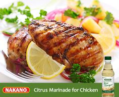 Citrus Marinade for Chicken gives you mouthwatering chicken off the ...