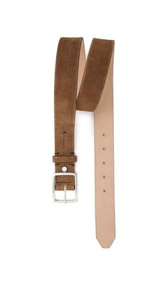 Rag & Bone suede belt.