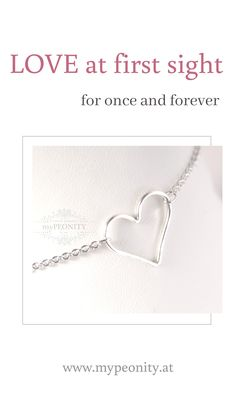 Love At First Sight, First Love, Shops, Bride, Rings, Silver, Jewelry, Ear Piercings, Beads