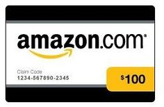100 amazon gift card    http://www.couponsandfreebiesmom.com/2012/12/win-a-free-100-amazon-gift-card-from-coupons-and-freebies-mom-5.html#